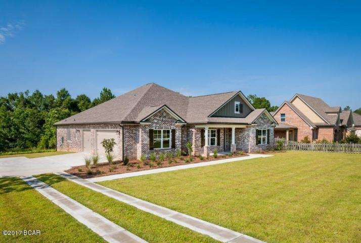 Detached Single Family, Craftsman Style - Baker, FL (photo 1)
