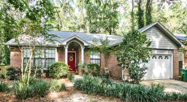 Detached Single Family, Craftsman - TALLAHASSEE, FL