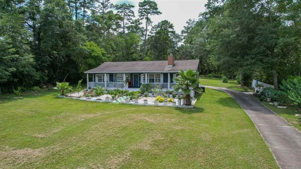 Detached Single Family, Ranch - TALLAHASSEE, FL