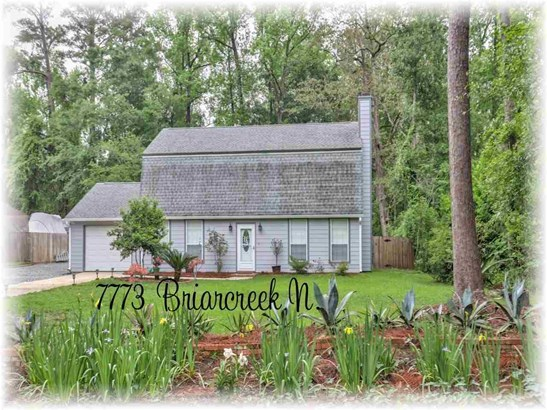 Detached Single Family, Colonial - TALLAHASSEE, FL
