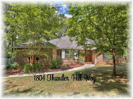 Detached Single Family, Traditional/Classical - TALLAHASSEE, FL