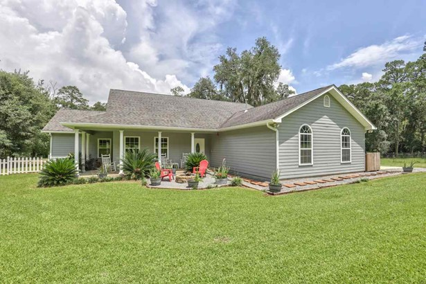 Detached Single Family, Traditional/Classical,Farmhouse - TALLAHASSEE, FL
