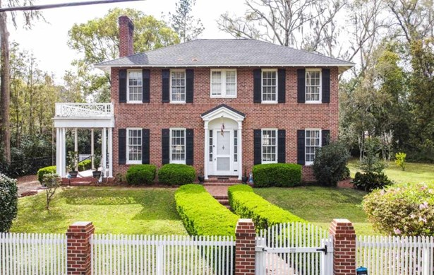Detached Single Family, Colonial - QUINCY, FL