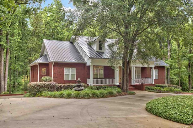 Detached Single Family, Traditional/Classical - MONTICELLO, FL