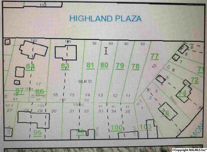 0 Highland Plaza, Huntsville, AL - USA (photo 1)