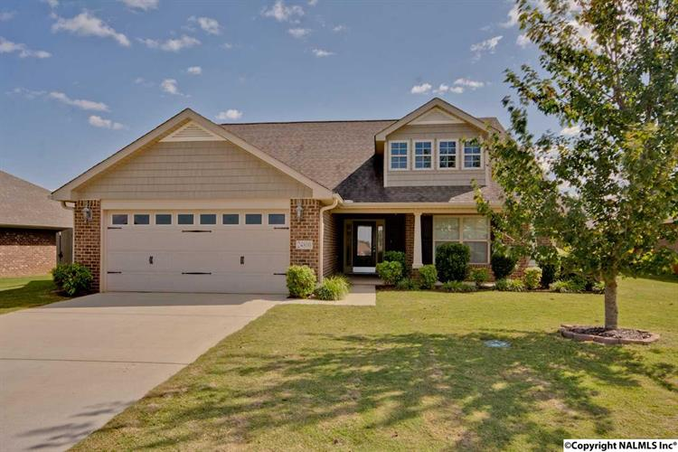24800 Silent Spring Drive, Athens, AL - USA (photo 1)