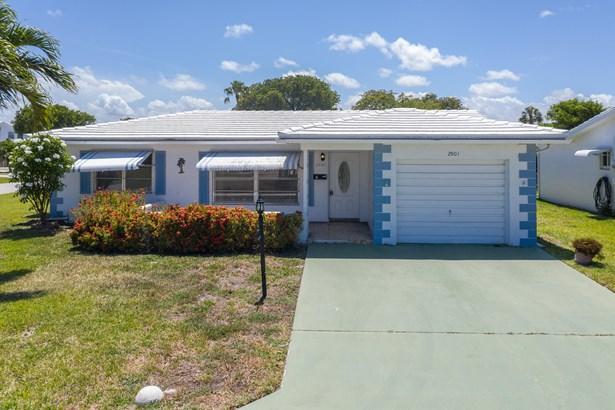 Single Family Detached, Ranch - Pompano Beach, FL