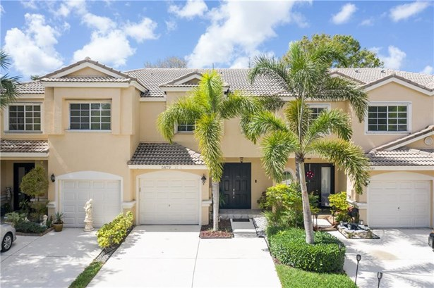 Condo/Co-op/Villa/Townhouse - Coconut Creek, FL