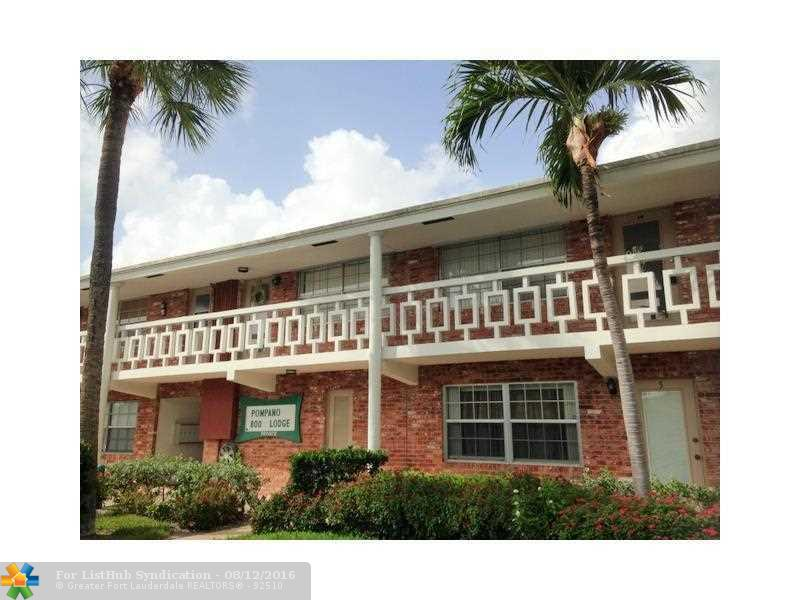 Condo/Co-Op/Villa/Townhouse, Co-Op 1-4 Stories - Pompano Beach, FL (photo 3)