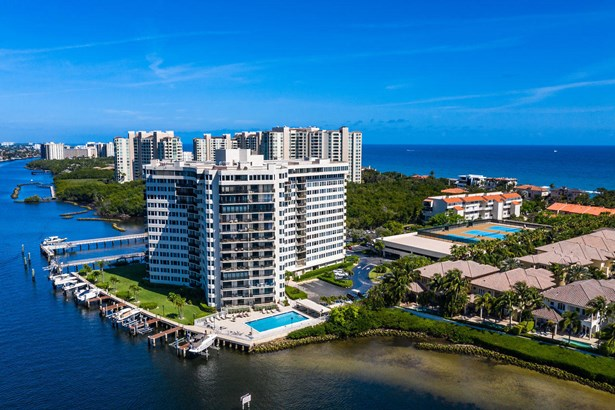 4+ Floors, Condo/Coop - Highland Beach, FL