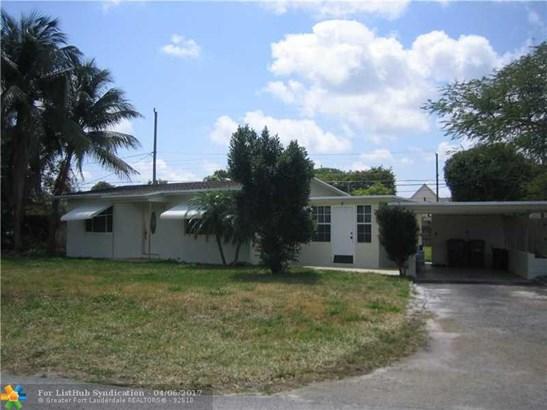 No Pool/No Water, Single Family - Wilton Manors, FL (photo 1)