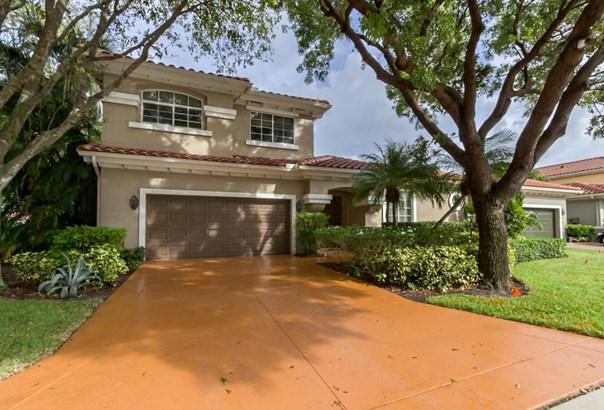 Single Family Detached, < 4 Floors,Contemporary,Courtyard - Boca Raton, FL (photo 1)