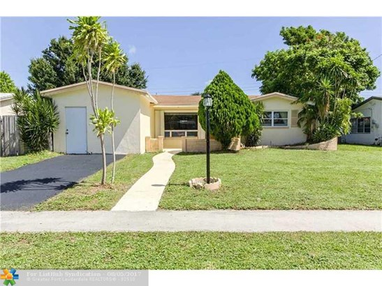 Pool Only, Single Family - Lauderdale Lakes, FL (photo 1)