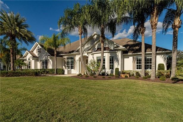 Single Family Residence, Custom - THE VILLAGES, FL