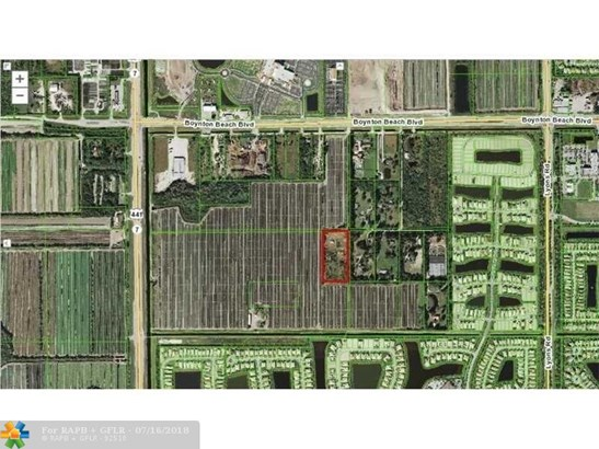 Commercial/Business/Agricultural/Industrial Land - Unimproved Agr/Recreation/Mobile Home