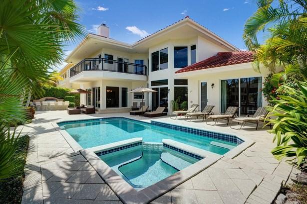 Single Family Detached, Mediterranean,Multi-Level - Delray Beach, FL