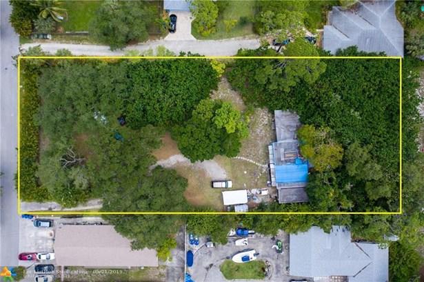 Residential Land/Boat Docks, Zoned Residential - Fort Lauderdale, FL