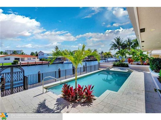 Single Family, WF/Pool/Ocean Access - Fort Lauderdale, FL (photo 5)