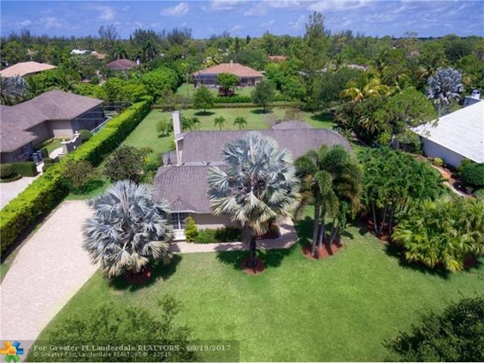 Pool Only, Single Family - Parkland, FL (photo 1)