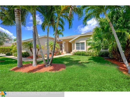 Pool Only, Single Family - Parkland, FL (photo 2)