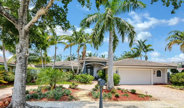 Single Family Detached, < 4 Floors,Ranch - Hollywood, FL