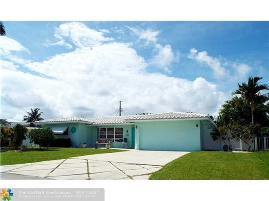 No Pool/No Water, Single Family - Lighthouse Point, FL (photo 1)