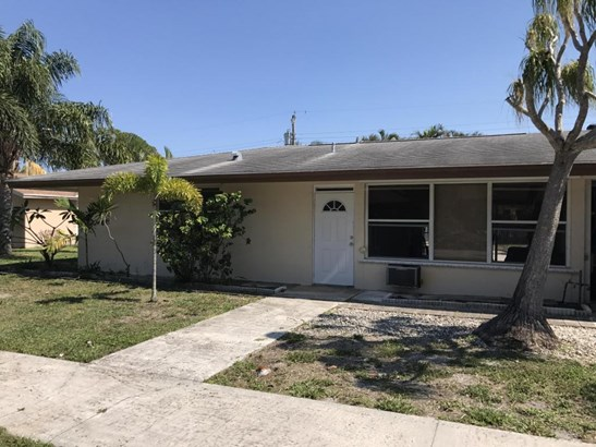 Single Family Detached, Ranch - Lake Worth, FL (photo 1)