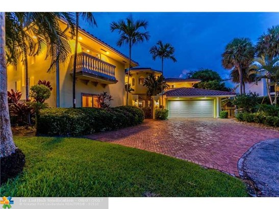 Single Family, WF/Pool/Ocean Access - Lighthouse Point, FL (photo 1)