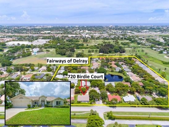 Single Family Detached, Ranch - Delray Beach, FL (photo 1)