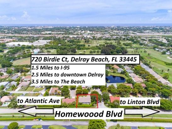 Single Family Detached, Ranch - Delray Beach, FL (photo 5)