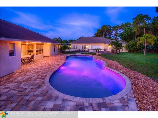 Pool Only, Single Family - Loxahatchee, FL (photo 3)