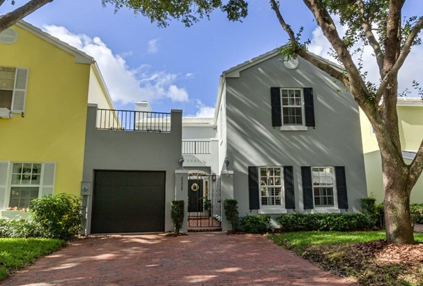 Townhouse, Townhouse,Traditional - Boca Raton, FL (photo 1)