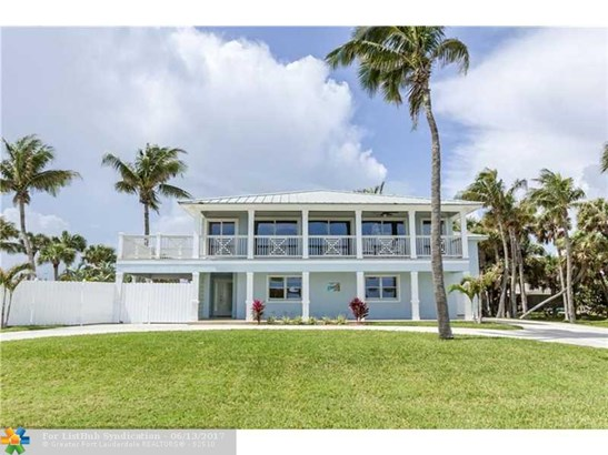 Pool Only, Single Family - Hutchinson Island, FL (photo 1)