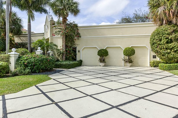Single Family Detached, Contemporary,Mediterranean - Boca Raton, FL (photo 1)