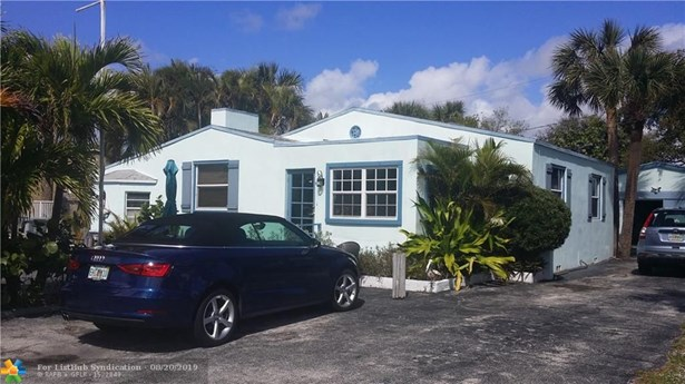 Residential Income,Detached - Pompano Beach, FL