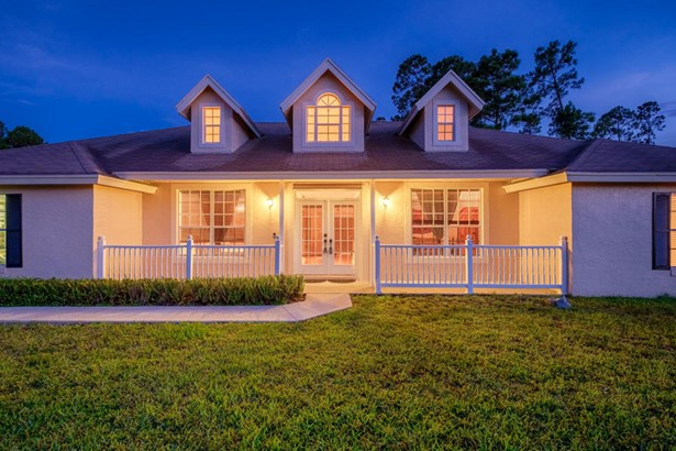 Single Family Detached, Ranch - Loxahatchee, FL (photo 5)