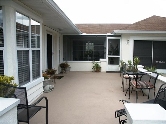 Single Family Home, Courtyard - OCALA, FL (photo 3)