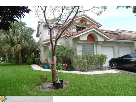 Condo/Co-Op/Villa/Townhouse, Townhouse Fee Simple - Margate, FL (photo 1)