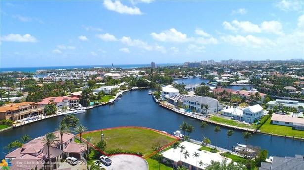 Residential Land/Boat Docks, Zoned Residential - Lighthouse Point, FL