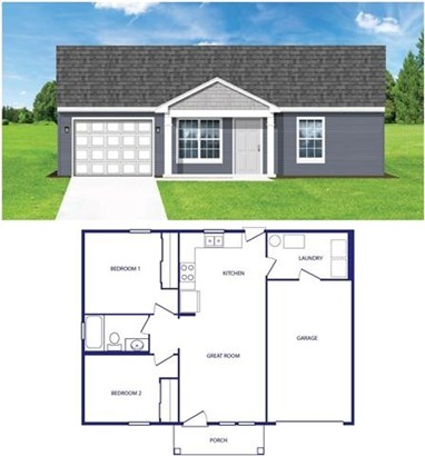Ranch, Single Family,Single Family Detached - Walton, KY