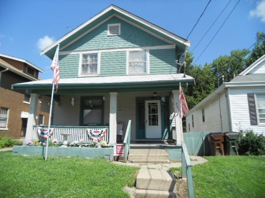 Single Family,Single Family Detached, Traditional - Covington, KY (photo 1)