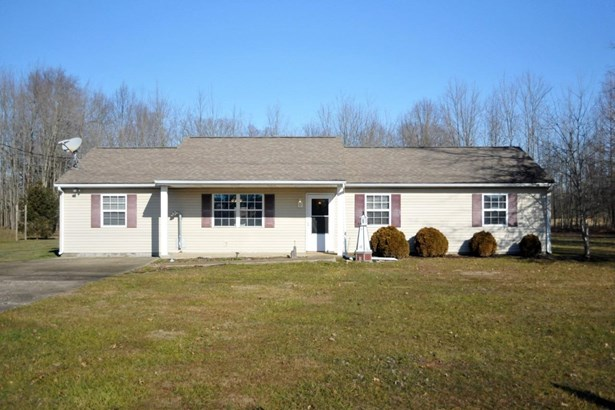 Single Family Residence, Ranch - Tate Twp, OH