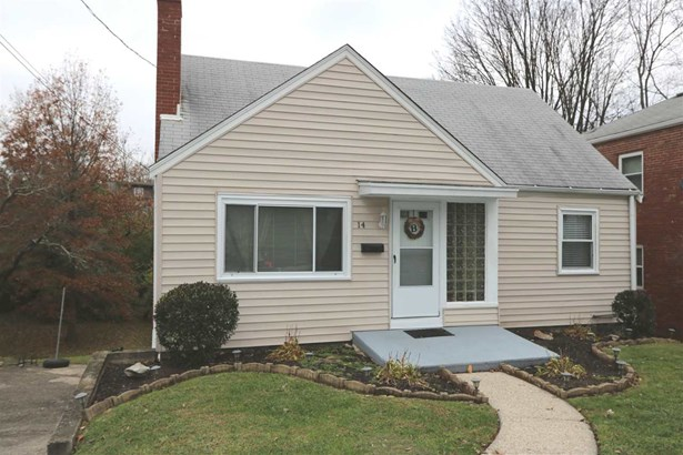 Cape Cod, Single Family,Single Family Detached - Highland Heights, KY (photo 1)