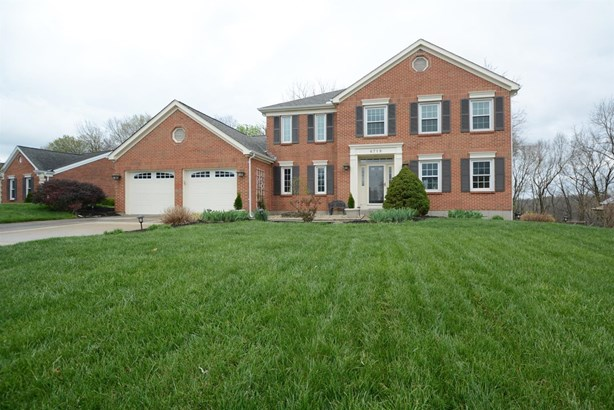 Single Family Residence, Traditional - West Chester, OH