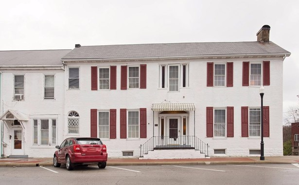 Single Family Residence, Historic - Georgetown, OH (photo 1)