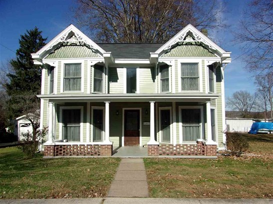 Single Family,Single Family Detached, Victorian - Augusta, KY (photo 1)