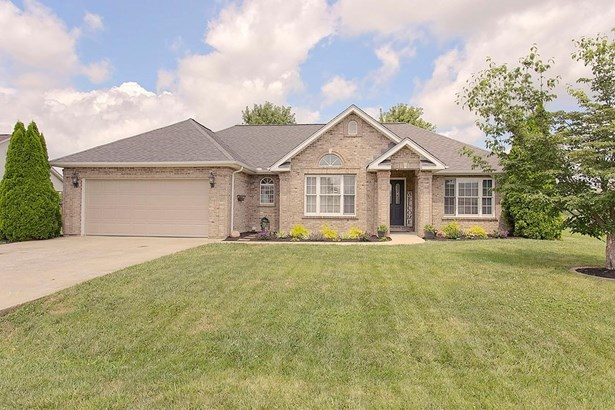 Ranch,Traditional, Single Family Residence - Georgetown, OH