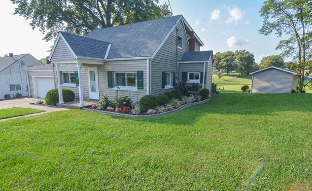 Cape Cod, Single Family,Single Family Detached - Dry Ridge, KY (photo 1)