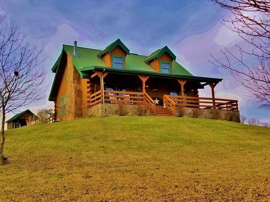 Single Family Residence, Cabin/Rustic - Sprigg Twp, OH (photo 1)