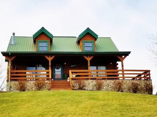Single Family Residence, Cabin/Rustic - Sprigg Twp, OH (photo 4)